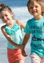 Catálogos e Coleções MO : Novidades Praia - Criança