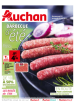 Prospectus Auchan : Barbecue d'été
