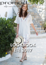 Catalogues et collections Promod : Lookbook Été 2017