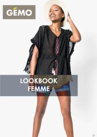 Catalogues et collections Gemo BONDY : Lookbook femme