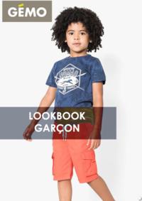 Catalogues et collections Gemo ORGEVAL : Lookbook garçon