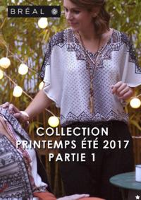 Catalogues et collections Bréal Bois-Colombes : Collection printemps été 2017 partie 1