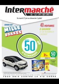 Prospectus Intermarché Super Orgeval : Grand jeu mille bornes III