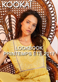 Catalogues et collections KOOKAÏ VELIZY VILLACOUBLAY CC Vélizy II : Lookbook printemps été 2017