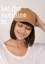 Promos et remises  : Let the sunshine in ☀