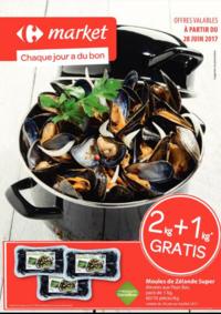 Prospectus Carrefour Market GERAARDSBERGEN : Chaque jour a du bon
