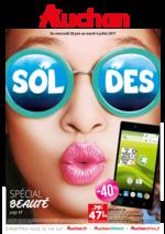 Prospectus Auchan : Soldes !