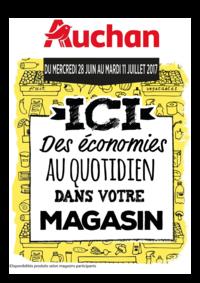 Prospectus Auchan AMIENS 1 : Ici des économies au quotidien dans votre magasin