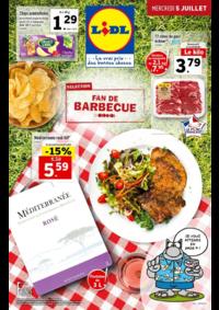 Prospectus Lidl PARIS 247 rue de Crimée : Sélection fan de barbecue
