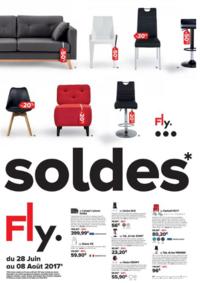 Prospectus Fly CRETEIL : Soldes