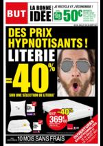 Prospectus BUT : Des prix hypnotisants !