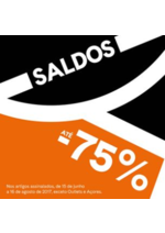 Promoções e descontos Sport Zone : Saldos até -75%