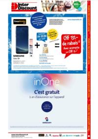 Prospectus Inter Discount Bern Bümpliz : Profitez de l'été avec UPC !