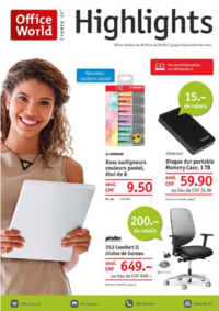Prospectus Office World Bern : Feuilletez le prospectus du moment