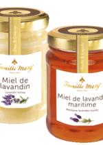 Promos et remises  : Duo de miels de Lavande