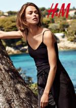 Catalogues et collections H&M : Lookbook femme Aisance naturelle