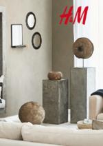 Catalogues et collections H&M : Lookbook maison Touche de naturel