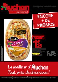 Prospectus Auchan Supermarché Saint-Germain-lès-Corbeil : Encore + de promos
