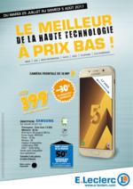 Promos et remises  : Le meilleur de la haute technologie à prix bas !