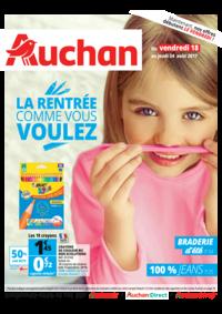 Prospectus Auchan MAUREPAS : La rentrée comme vous voulez