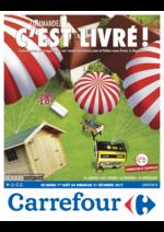 Prospectus Carrefour : Commandez c'est livré !