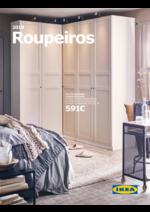 Promoções e descontos  : Roupeiros IKEA 2018
