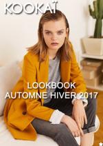 Catalogues et collections KOOKAÏ : Lookbook automne hiver 2017