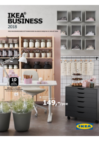Catalogues et collections IKEA : Ikea Business 2018
