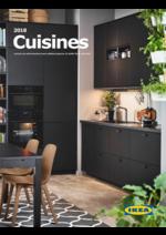 Promos et remises  : Catalogue Cuisines 2018