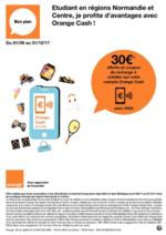 Prospectus Orange : Profitez du bon plan