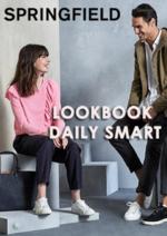 Catálogos e Coleções Springfield : Lookbook Daily Smart