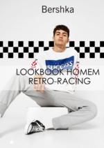 Promoções e descontos  : Lookbook homem Retro-racing