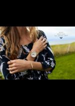 Promos et remises  : Lookbook Watches automne hiver 2017-2018