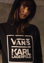 Promos et remises  : La collection Vans X Karl Lagerfeld