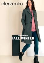 Promos et remises  : Lookbook Fall Winter