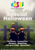 Promos et remises  : Spécial Halloween