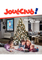Catalogues et collections JouéClub : Catalogue Noël 2017