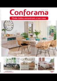 Folhetos Conforama Setúbal : Encontre a sua