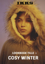 Catalogues et collections IKKS : Lookbook fille Cosy Winter