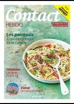 Journaux et magazines  : Contact Hebdo
