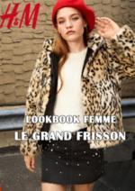 Promos et remises  : Lookbook femme Le grand frisson