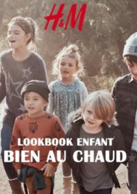 Catalogues et collections H&M Cergy : Lookbook enfant Bien au chaud