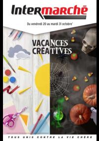 Prospectus Intermarché Super Clamart : Vacances créatives