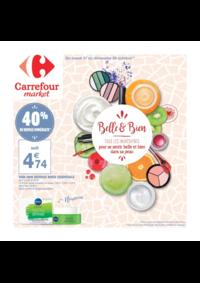 Prospectus Market Menucourt : Belle & bien