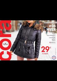 Prospectus Cora FORBACH : Cora Influx #06 hiver