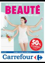 Prospectus Carrefour : Une sélection de toute beauté approuvée par nos clients