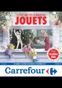 Prospectus Carrefour Drancy : Il était une fois la magie des jouets