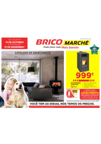Catálogos e Coleções Bricomarché Arrifana : Catálogo de aquecimento