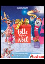Promos et remises  : La folle histoire de Noël