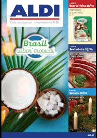 Folhetos Aldi Casal de Marco : Brasil sabor tropical